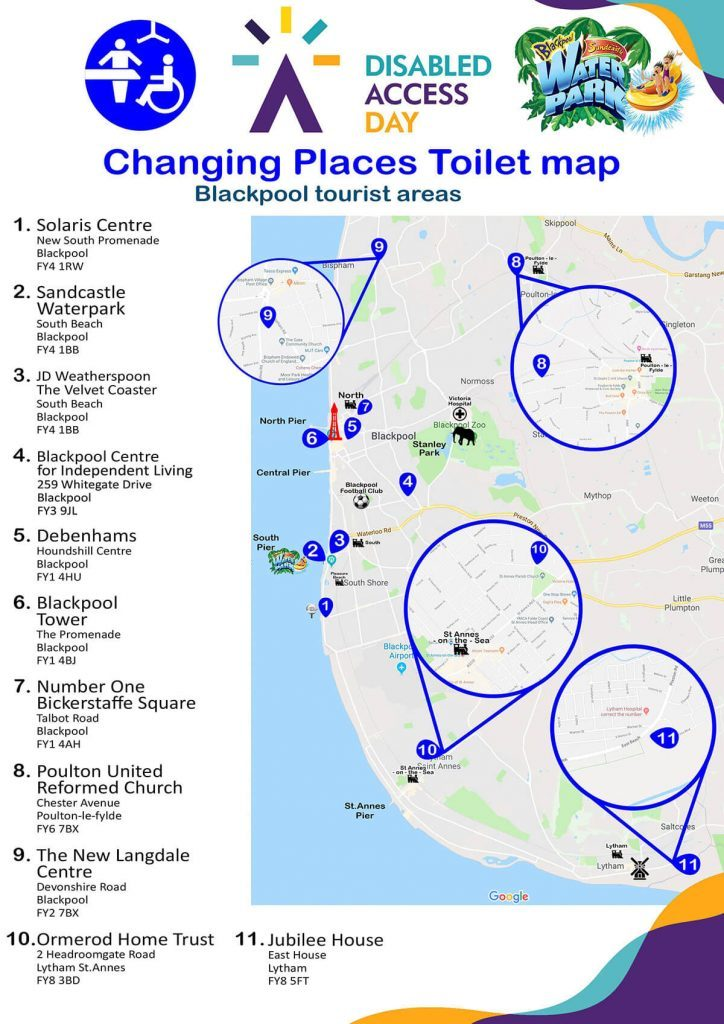 CP toilets map